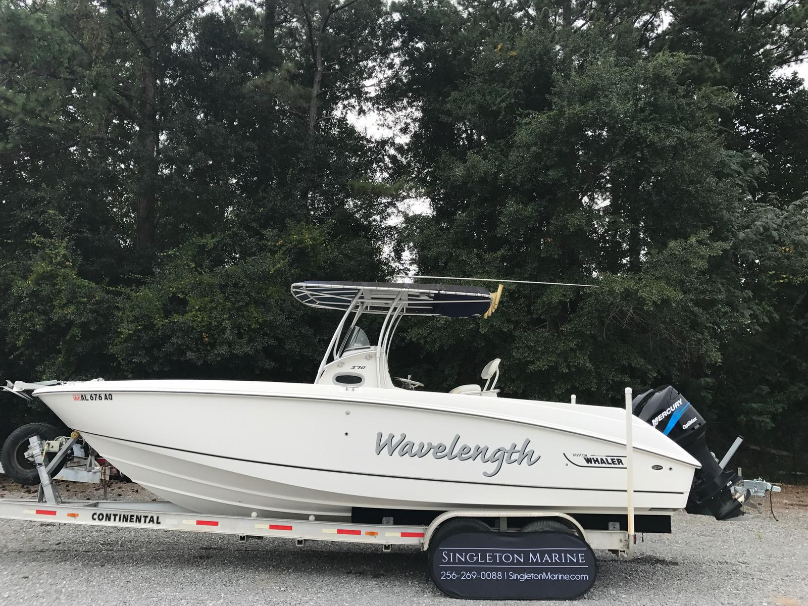 Boston Whaler 270 Outrage Boats For Sale