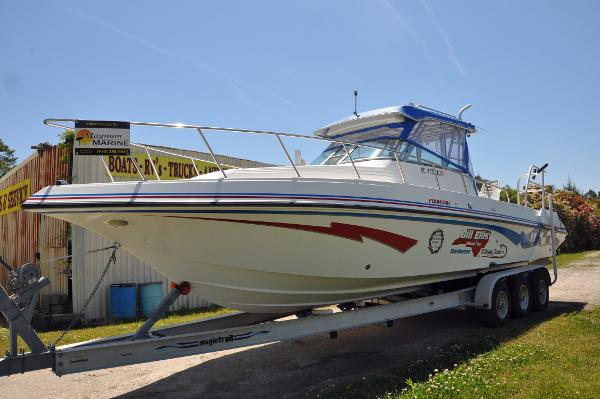Used Fountain Sportfish Cruiser Boats For Sale