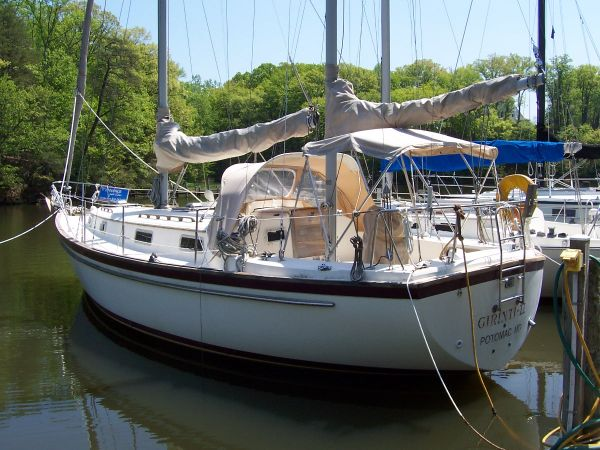 Used Sail Boats Pearson Boats For Sale In United States
