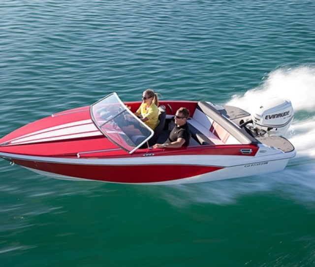 Glastron Gt 160 Retro Runabout For 2012