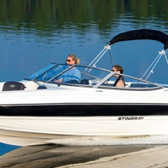 Sea Ray Warranty Bell Systems 801 Wiring Diagram Best Bowriders 2018 Boats Com Stingray 208ls Sport Deck