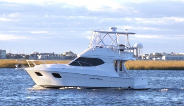 1996 Silverton 402 Motor Yacht Long Island New York