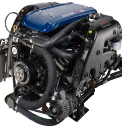 a crusader 5 7 liter gasoline engine with multi port fuel injection photo courtesy [ 1000 x 904 Pixel ]