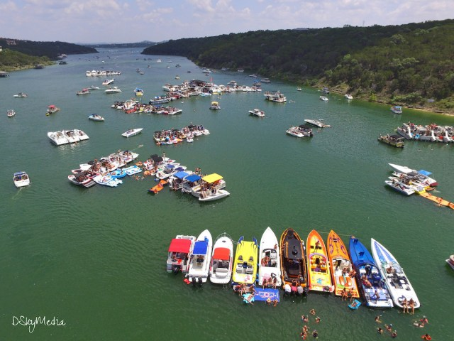 They Say Everythings Bigger In Texas And That Includes The Parties At Devils Cove On