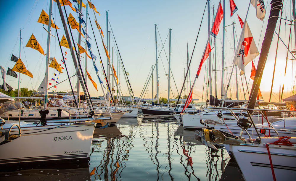 2018 Annapolis Spring Boat Show Preview