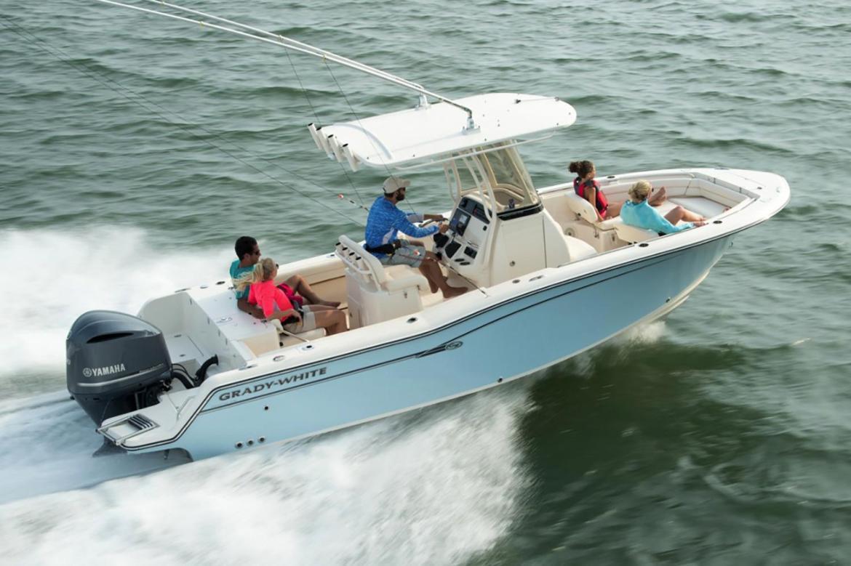 Grady-White Fisherman 236 2021 7619413