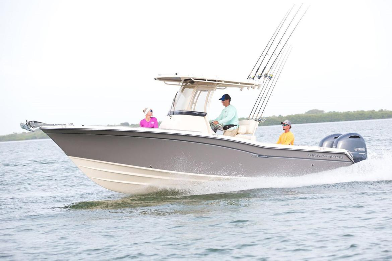 Grady-White Fisherman 257 2021 7619514