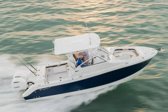 Edgewater New Boat Models Petzolds Marine Center