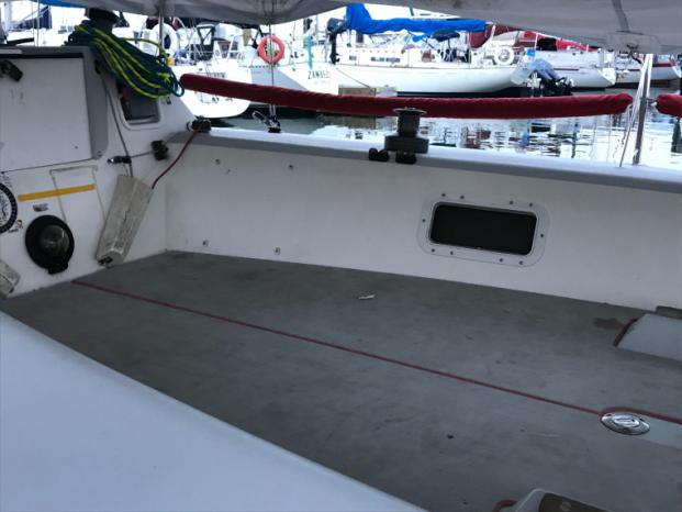 1996 Farr 30 Vancouver Canada Fraser Yacht Sales