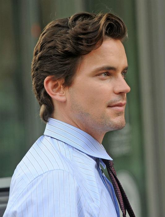 Celebrity Men's Styles An Ode To Matt Bomer News Modern Salon