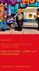 Discover Entdecke Découvrir Subway Art 2020