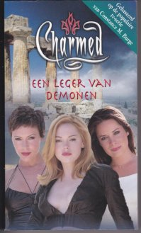 Image result for een leger van demonen charmed boek
