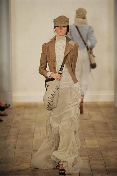 Ralph Lauren في أسبوع الموضة في نيويورك