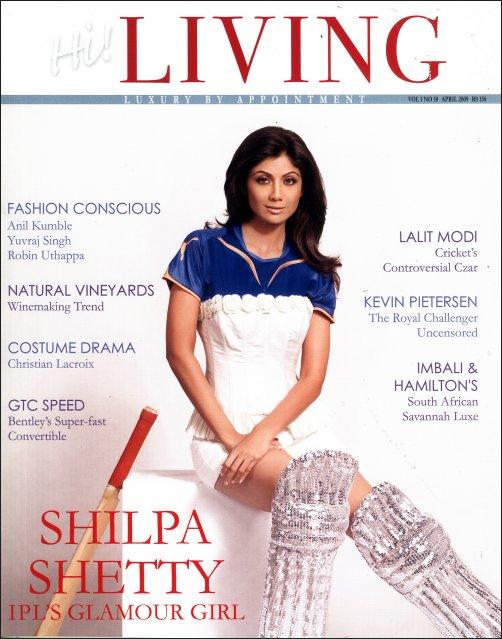 shilpa shetty shines in hi living bollywood latest. Black Bedroom Furniture Sets. Home Design Ideas