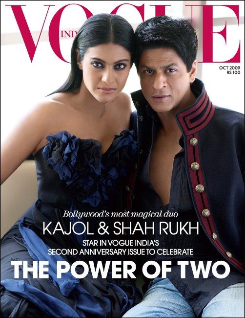 Kajol, Shahrukh Khan