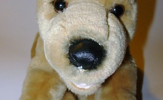 Animal Alley German Shepherd Puppy Dog Plush Toys R Us Other