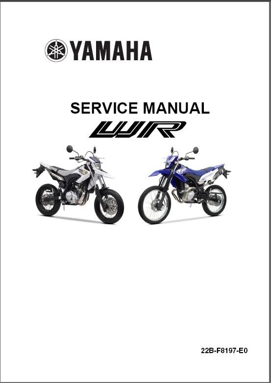 1982 Yamaha Maxim 1100 Service Manual