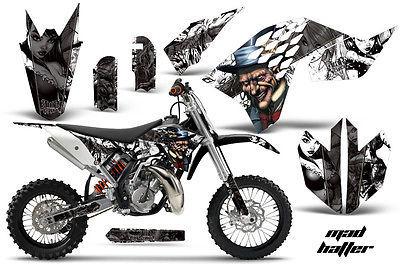 Dirt Bike Pegatina Gráfico Kit Envolvente para KTM Sx65 SX