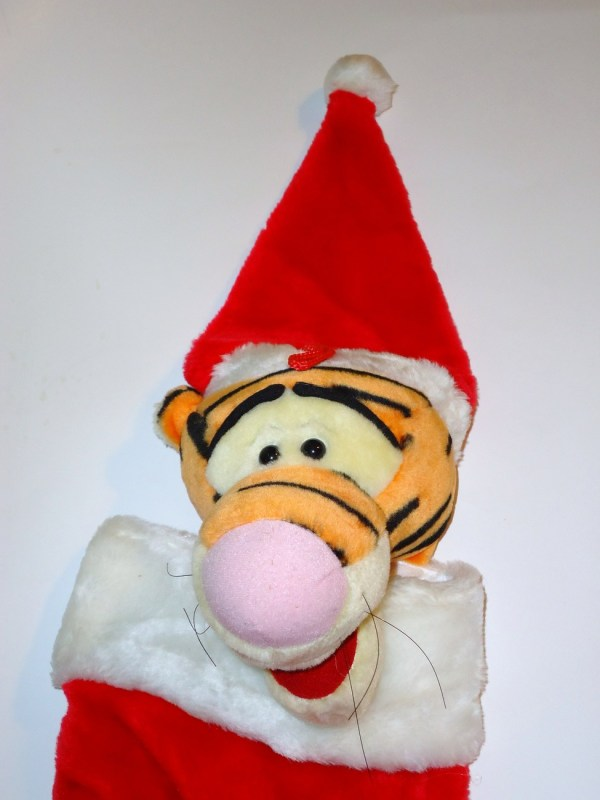 Tigger Christmas Stocking.Winnie The Pooh Stockings Keep Shopping Online