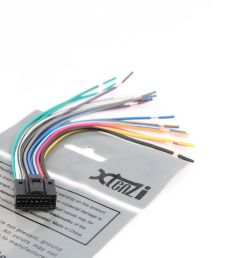 xtenzi wire harness radio for kenwood kdc 152 kdc152 kdc mp242 kdcmp242 cd dvd [ 1200 x 1000 Pixel ]