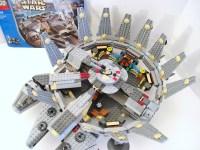 Walmart lego star wars millennium falcon