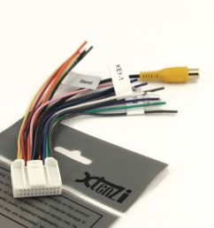 xtenzi 24 pin radio wire harness for pyle and 50 similar items pyle 7 inch flip out pyle pldn72bt audio installation wiring [ 1200 x 1001 Pixel ]