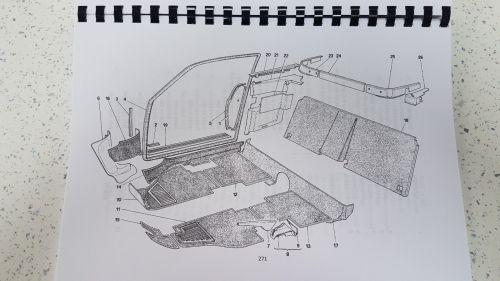 small resolution of ferrari mondial t cabriolet parts manual reprinted