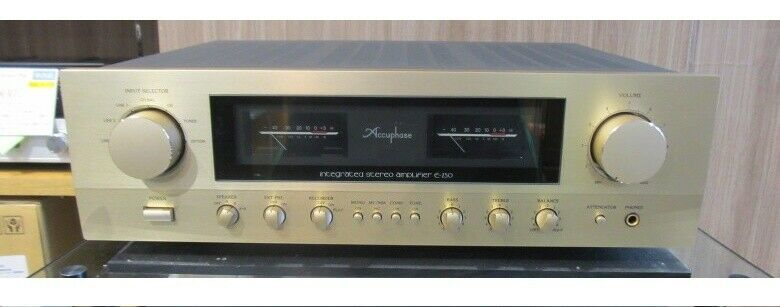Used Accuphase E-250 Integrated amplifiers for Sale | HifiShark.com