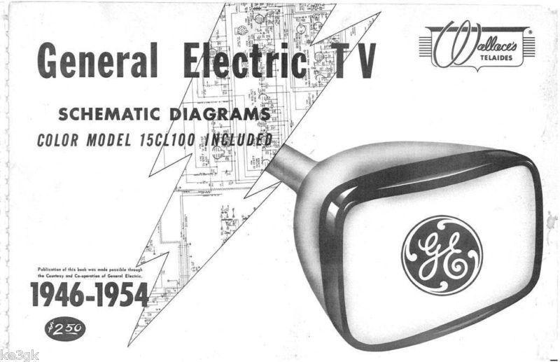 Television Repair * Admiral * Motorola * GE * TV