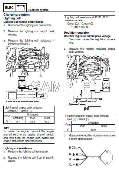 YAMAHA WAVERUNNER FX700 FACTORY SERVICE REPAIR WORKSHOP