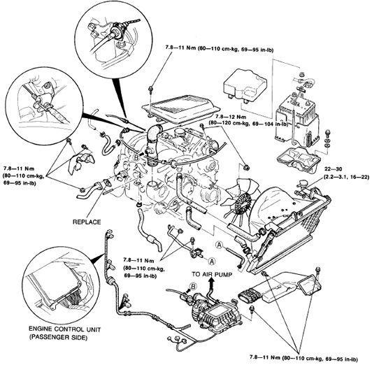 1990 Mazda Miata Wiring Diagram