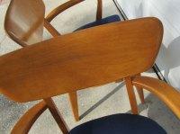 6 Heywood Wakefield 1950s Chairs vintage mid century ...