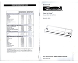 Instructions for Kenmore Seal n Save 69024 / QRG and