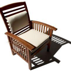 All Weather Garden Chair Diy Rail Two Pair Hardwood Arm Patio Pool