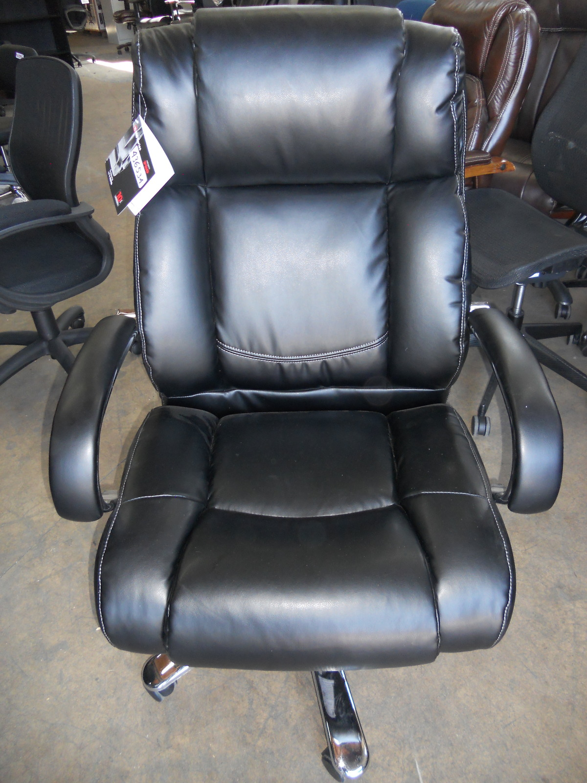 Realspace Chairs Realspace Pro 15000 Series Big And Tall High Back Chair