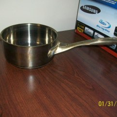 Kitchen Essentials By Calphalon How To Finance Remodel 1 Qt Sauce Pan Item 8701