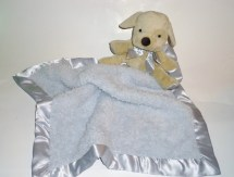 Baby Blanket with Stuffed Animal