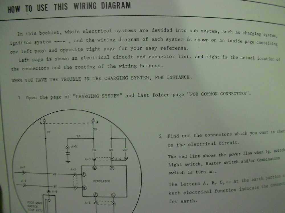 medium resolution of 1978 mazda glc electrical wiring diagram service repair shop manual oem book 78