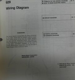 1989 mazda 929 service repair shop manual set factory oem rare how to fix 89 [ 1200 x 1600 Pixel ]