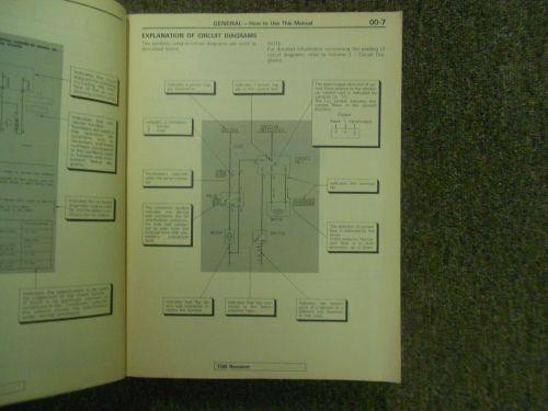 small resolution of 1992 1996 mitsubishi diamante service repair shop manual vol 1 factory oem 92 96