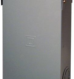 square d qo2100bnrb qo 100 amp two pole outdoor enclosed circuit breaker box [ 884 x 1500 Pixel ]
