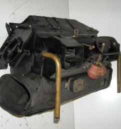 1976 mercedes 280s hvac assembly heater core assembly used behr 94 102 [ 1600 x 1200 Pixel ]