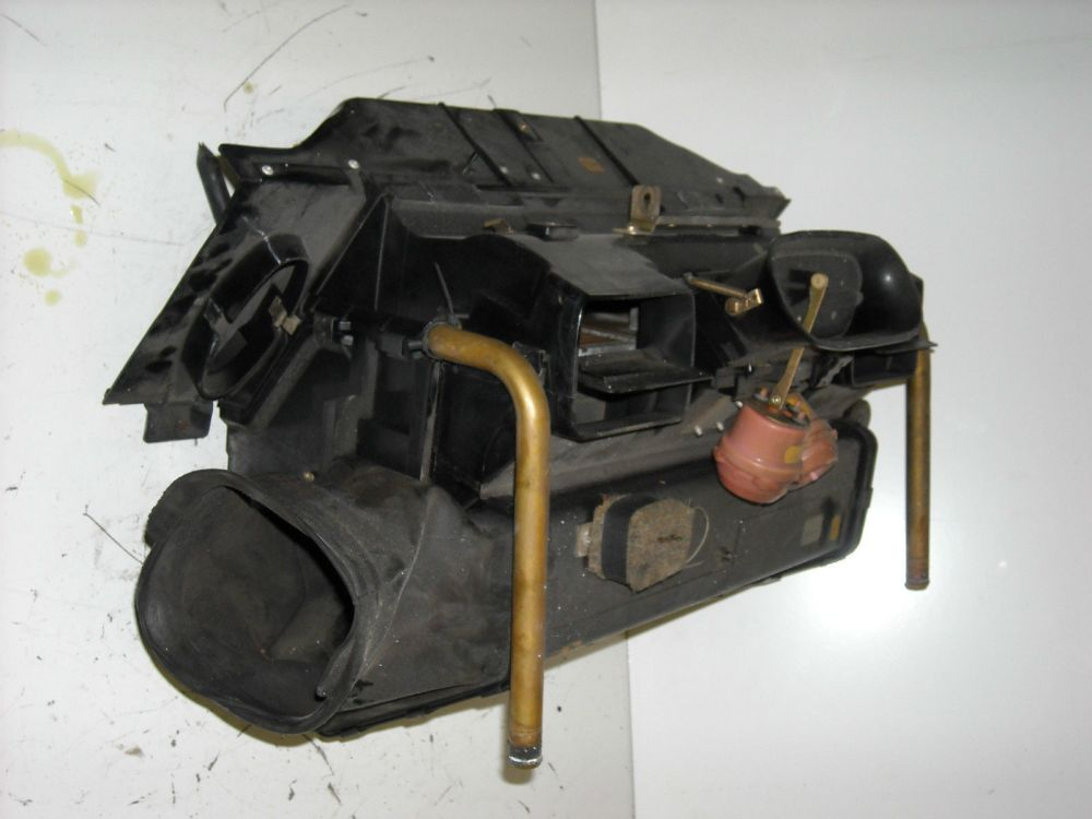 medium resolution of 1976 mercedes 280s hvac assembly heater core assembly used behr 94 102