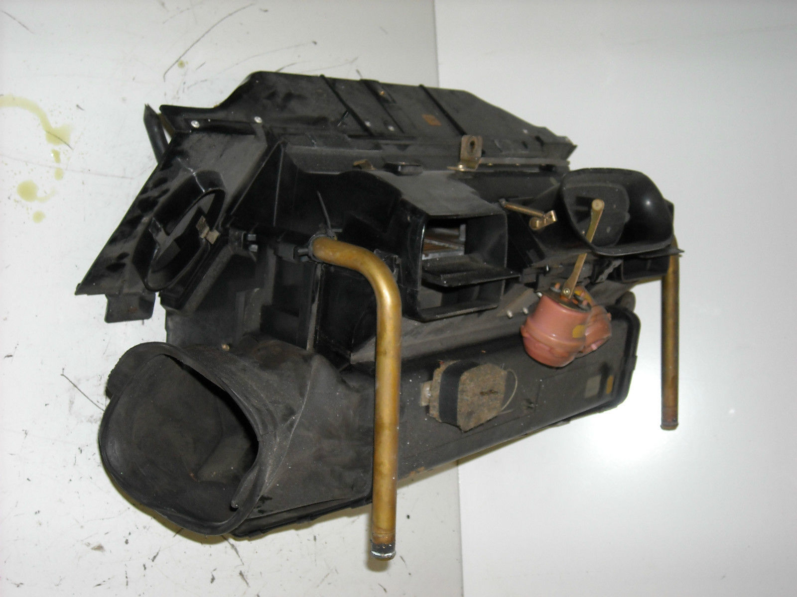 hight resolution of 1976 mercedes 280s hvac assembly heater core assembly used behr 94 102