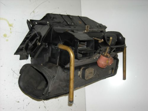 small resolution of 1976 mercedes 280s hvac assembly heater core assembly used behr 94 102
