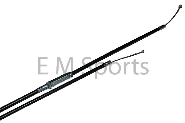 50cc Dirt Pit Bike Engine Motor Throttle Cable Parts For