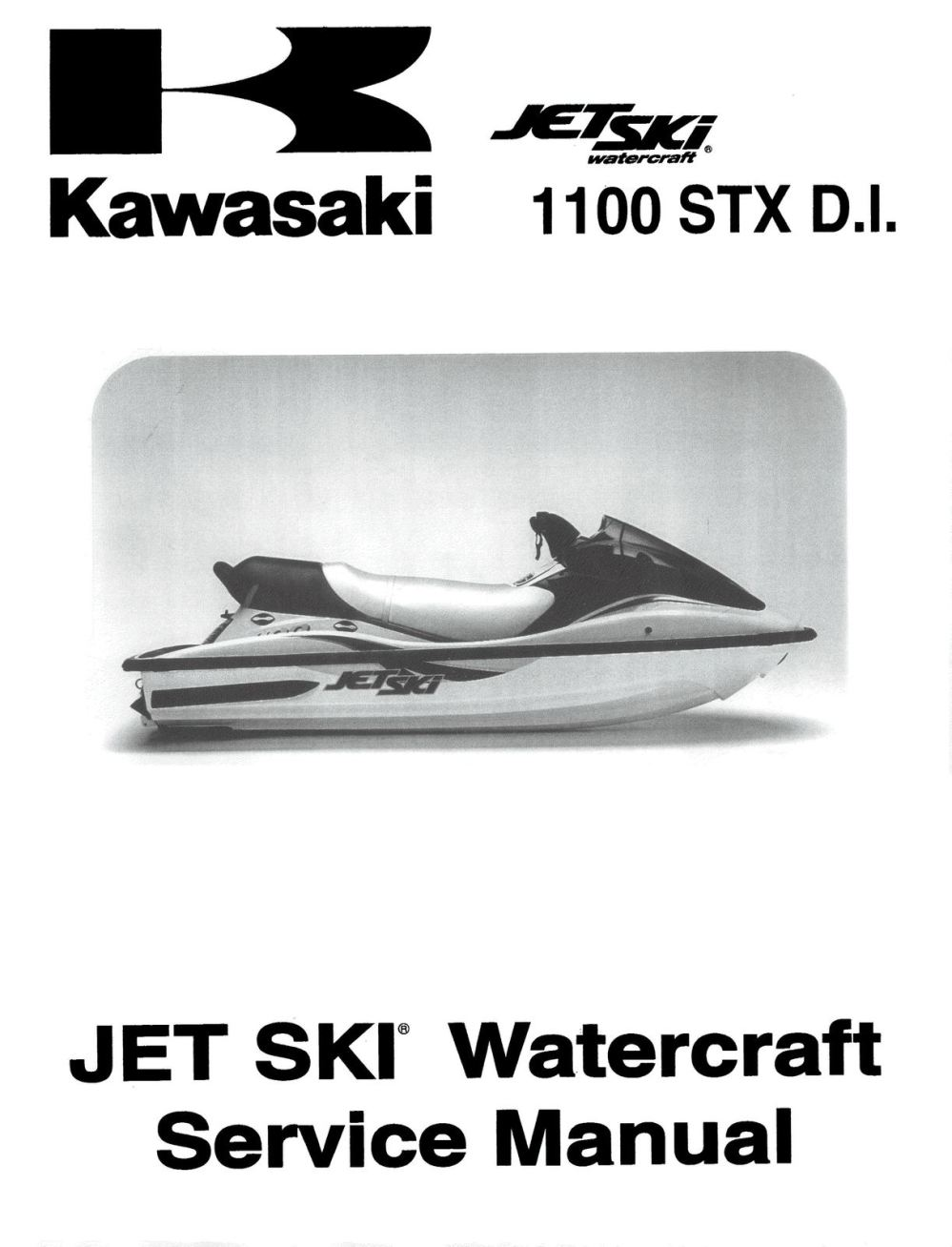 medium resolution of 1997 kawasaki jetski 1100 stx shop and 19 similar items