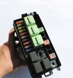 mini cooper engine bay fuse box and 50 similar items s l1600 [ 1600 x 1066 Pixel ]