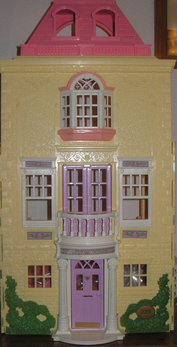 Fisher-Price Loving Family Twin Time Doll House