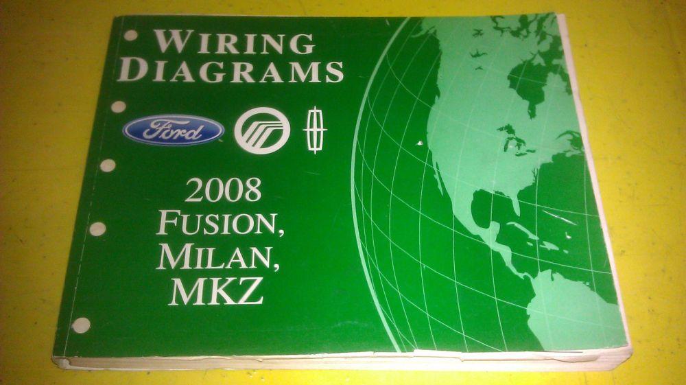 medium resolution of 2008 fusion milan mkz wiring diagrams fcs1429908 fcs1429908